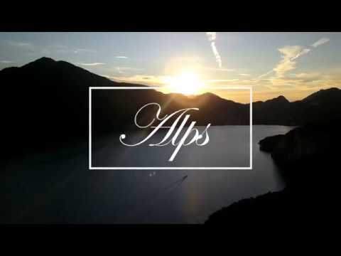 Alps by DJI Mavic Pro [4K resolution]