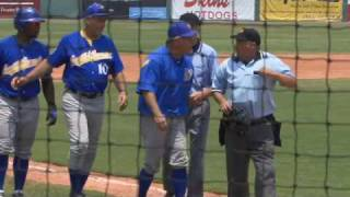 Baseball Manager Meltdown Ejection (129)