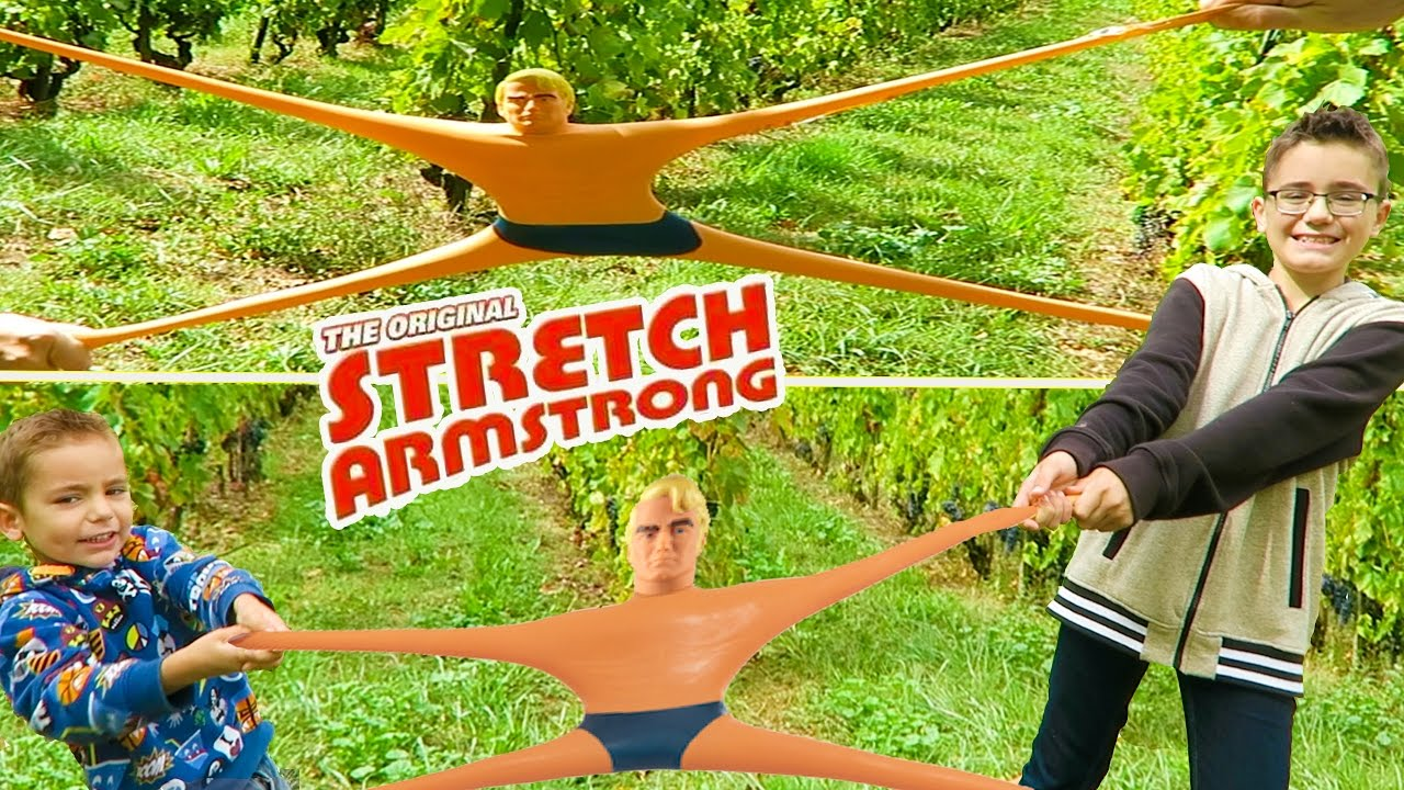 Stretch Arm Strong - Not Without Resistance