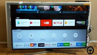 $497 @Samsungus Black Friday UN55MU6290 55' 4K UHD Smart LED TV (2017) Unboxing & Mini Review