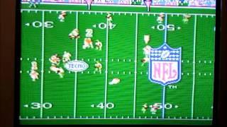 Tecmo Super Bowl - Week 6 - Tampa Bay vs. Philadelphia