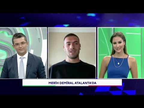 Merih Demiral: Juventus'tan ayrılmak çok zor oldu | Atalanta