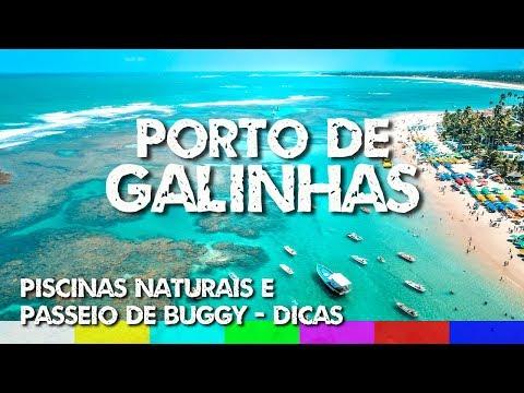 O que fazer em Porto de Galinhas: Dicas para as Piscinas Naturais e Passeio de Buggy
