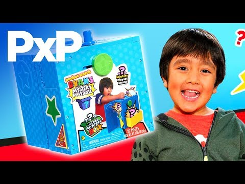 Be the star of Ryan's Mystery Playdate! | A Toy Insider Play by Play