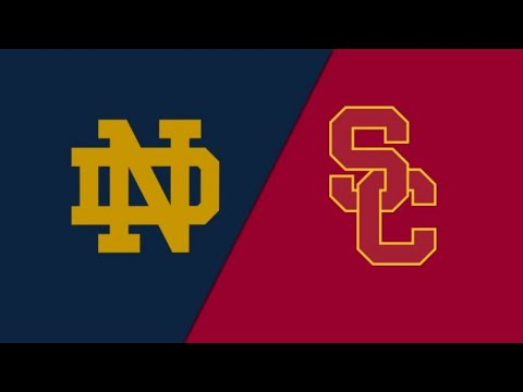 NOTRE DAME VS USC