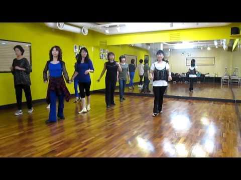 Oh Carol (by Anne Herd) - Line Dance (Beginner Level)