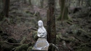 SUICIDE Forest Aokigahara HAUNTED Japan Ghosts Real Paranormal