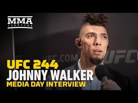 UFC 244: Johnny Walker Ready for Jon Jones, Heavyweight Division - MMA Fighting