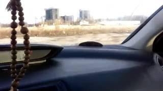 Citroen C4 coupe Тест Драйв