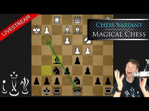 Episode 384: Magical Chess