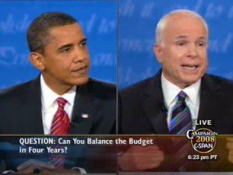 C-SPAN: Third 2008 Presidential Debate (Full Video)