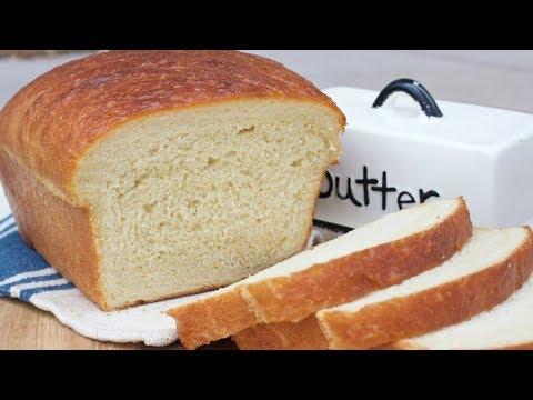Old-Fashioned White Sandwich Bread