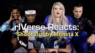 rIVerse Reacts: Shoot Out by Monsta X - M/V Reaction