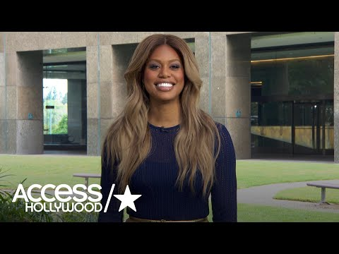 Laverne Cox On Her New Relationship & The Letter She Would Send To Her 19YearOld Self