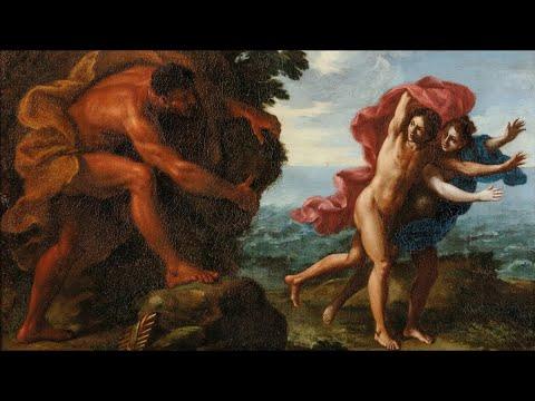 Мультфильм полифем акид и галатея