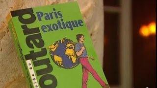 Editeur Hachette : le guide du routard Paris exotique