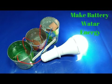 how to make free energy with water 100% free energy use light bulb