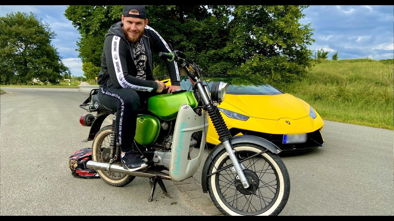 Ich habe STANDART SKILL getroffen 2 | Angry Guy | Simson s51