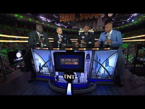 Cavaliers vs Celtics Game 5 Pregame Show | Inside The NBA | May 25, 2017