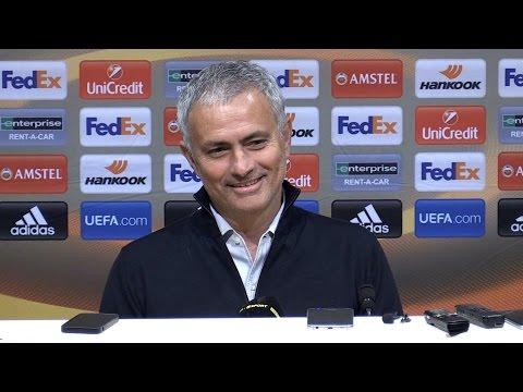 Manchester United 1-0 Zorya Luhansk - Jose Mourinho Full Post Match Press Conference