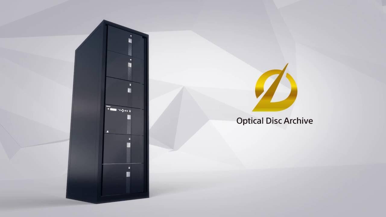 Optical Disc Archive Storage System Introduction