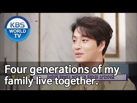 "Woohyuk ""Four Generations Of My Family Live Together.""[Happy Together/2019.05.23]"