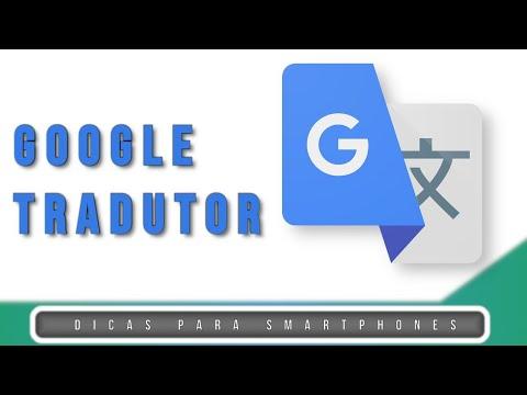 Aprenda a usar o aplicativo GOOGLE TRADUTOR