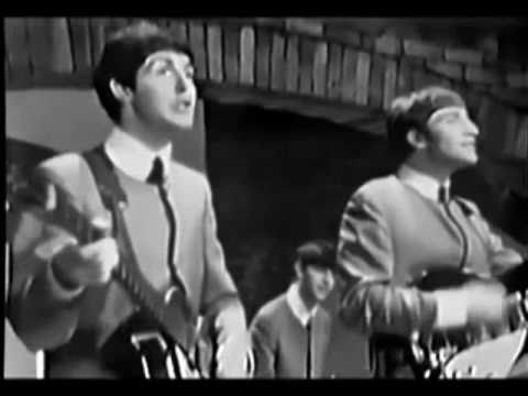 The Beatles She Loves You [HQ Promo]