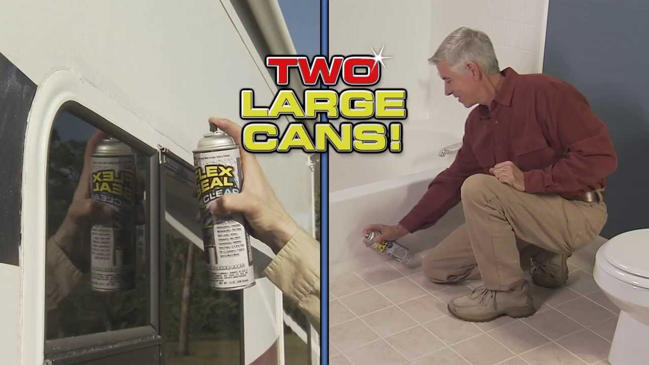 Flex Seal® Clear Spray Official Commercial | Flex Seal®