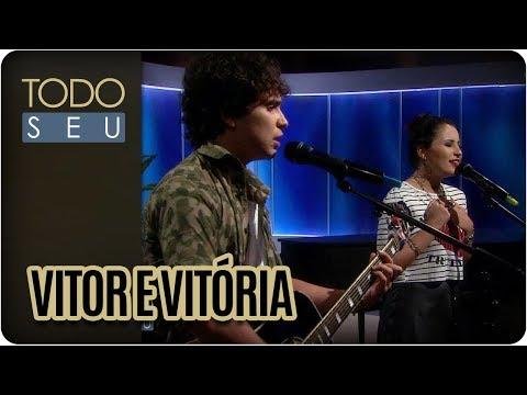 Musical Com Vitor E Vitória - Todo Seu (28/03/18)