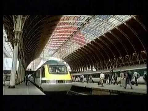 Great Western trains advert (1997)