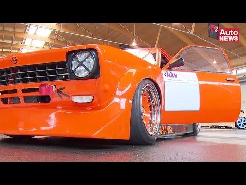 Tuning World Bodensee 2015: Die coolsten Autos der Privat-Tuner