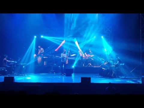 Pedro Aznar - Ultima Pieza / Teatro Municipal Valparaiso Chile  - 11 de octubre 2015..
