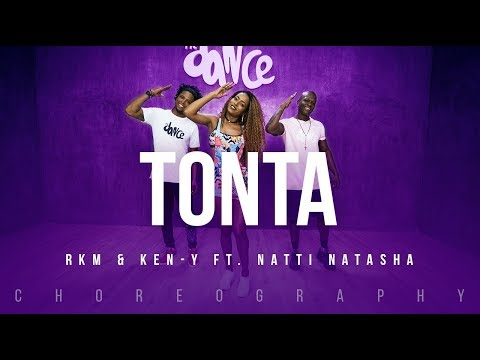 Tonta - Rkm & Ken-Y ft. Natti Natasha | FitDance Life (Coreografía) Dance Video