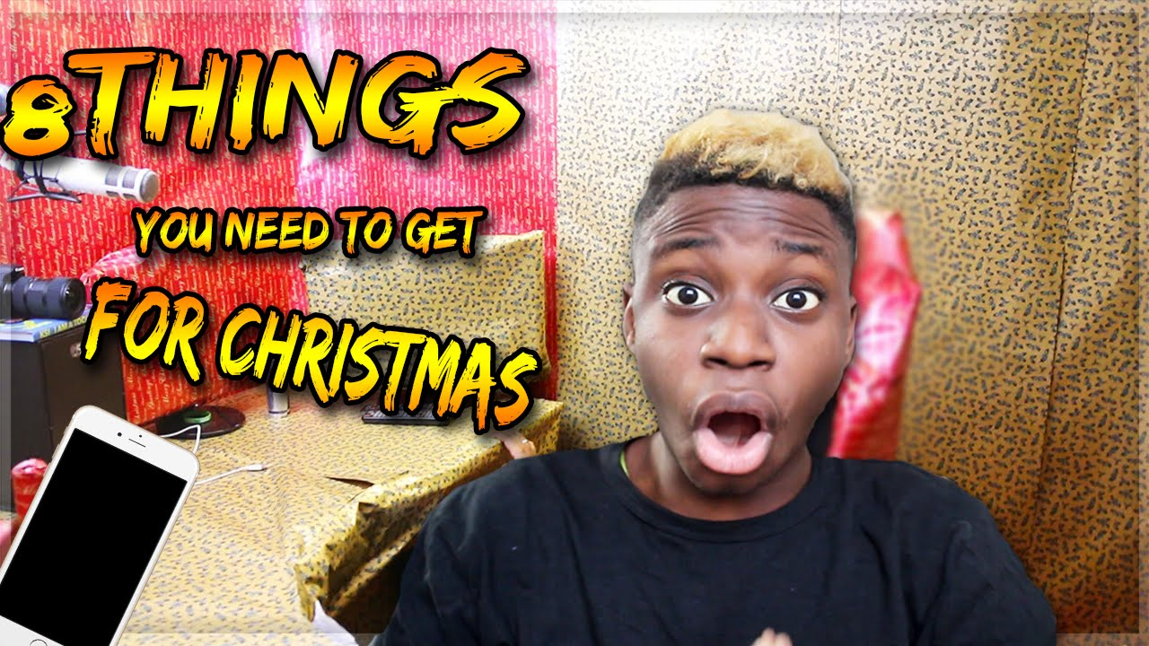 10 things you must have for christmas presents