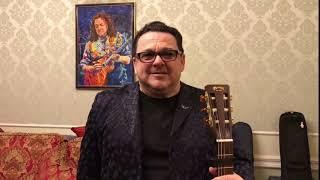 Заслуженный артист России Игорь Саруханов приглашает на концерт в Бишкеке