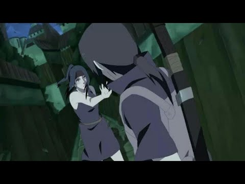 Itachi Gives up His Beloved Girlfriend for Village, the Memories of Young Itachi Uchiha Dub