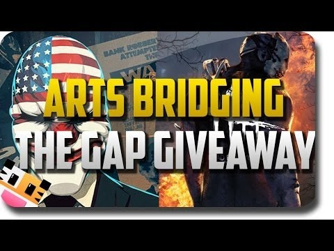 Art's Bridging the Gap Charity P1 (Payday 2 Gameplay)