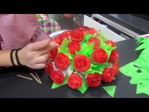 how to make nugget bouquet