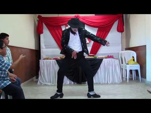 Michael Jackson Peruano Jhon Palacios: Billie Jean (cumple Yorshua)