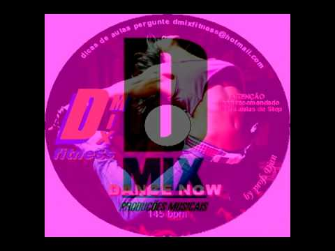 cd DMIX FITNESS - DANCE NOW