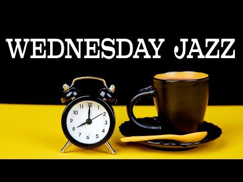 Wednesday JAZZ - Smooth JAZZ and Exquisite Bossa Nova - Instrumental Chill JAZZ Music
