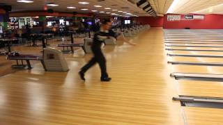 Pin Pointers - The Bowling Approach and Timing - Four and Five Step