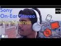Sony MDR-ZX110A On-Ear Stereo Headphones || Review || Rs 500 only