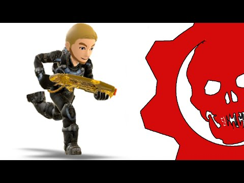 Gears of War 4 And Gears of War: Ultimate Edition Avatar Skins (Xbox One Avatar Showcase)