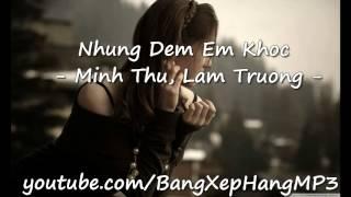 Những Đêm Em Khóc - Minh Thư, Lam Trường