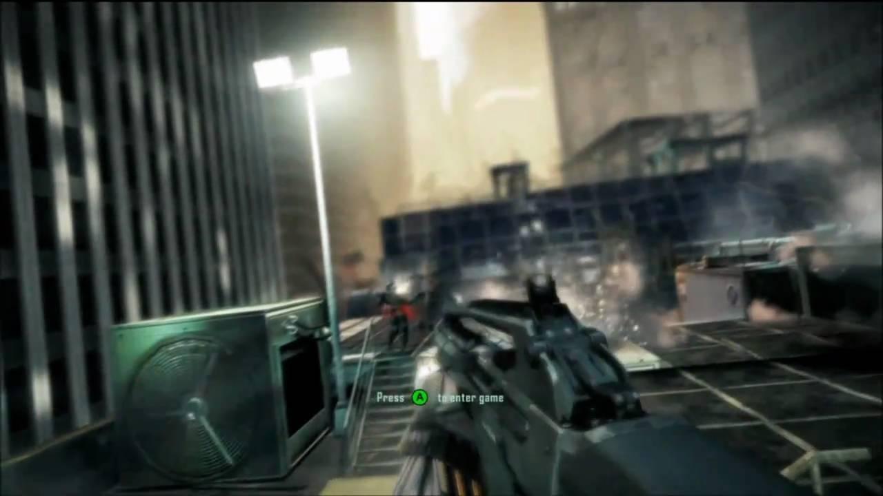 Crysis 2 Walkthrough: Mission 1 [HD] (PC/PS3/XBOX 360)
