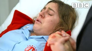 Going into labour at school | Bump - BBC