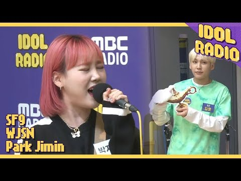 "[IDOL RADIO] 박지민이 부르는 ""Speechless(Full)(Aladdin OST) (원곡 Naomi Scott)""  ♬♪"