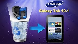 [Galaxy Tab 10.1 Recovery]: How to Recover Deleted Music from Galaxy Tab 10.1 Directly?